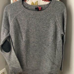 J.Crew Gray Wool Sweater - size M